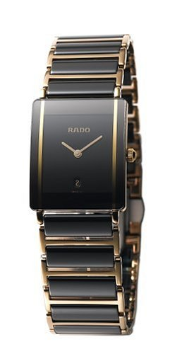 Rado Watches Rado Integral Super Jubile Mid Size - Rado Ladies Gold Watch