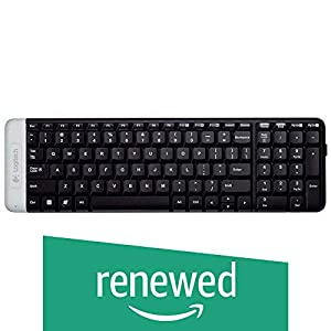 (Renewed) Logitech K230 Wireless Keyboard
