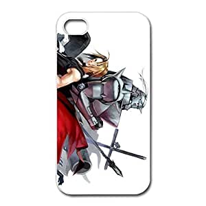 Fullmetal Alchemist Brotherhood Scratch Case Cover For IPhone 4/4s - Online Skin