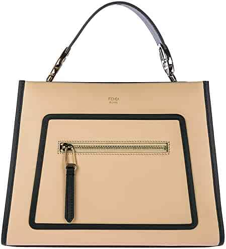 903b1b2e0d3a Prada Women's Tote Bag Saffiano Leather in Cammeo Style 2274. seller:  ChronoStore. (0). Fendi women shoulder bag beige