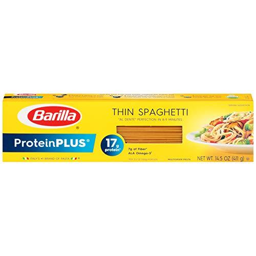 Barilla Plus Thin Spaghetti - 14.5 oz