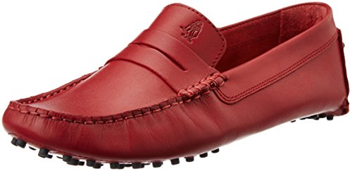 Hush Puppies Women's Gwen-Drivers Leather Loafers and Moccasins