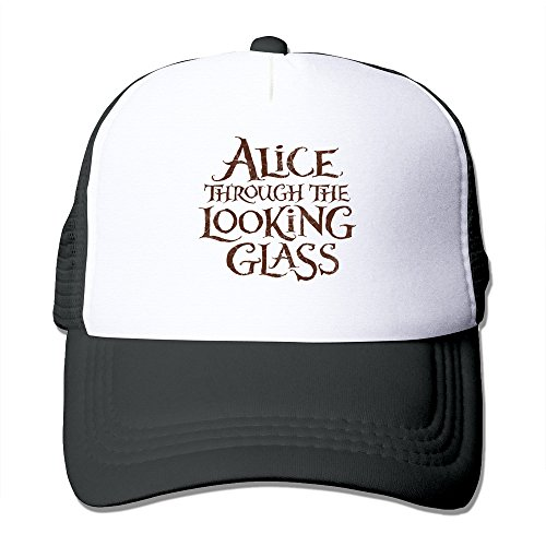 Cool Alice Through The Looking Glass Trucker Mesh Baseball Cap Hat - Los Glasses Angeles Cheap