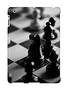 Christmas Day's Gift- New Arrival Cover Case With Nice Design For Ipad 2/3/4- Playing Chess