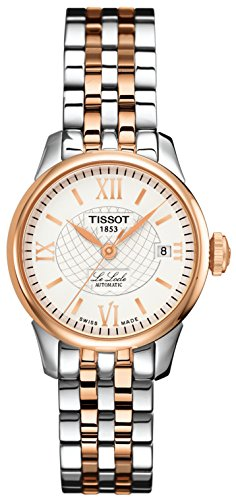 Tissot Le Locle Automatic Ladies Two Tone Watch T41218333