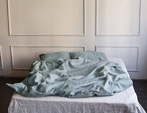 Linen bedding set, linen bedding queen, linen luxury bedding