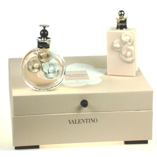 09 Eau De Parfum - Valentina by Valentino for Women 2 Piece Set Includes: 1.7 oz Eau de Parfum Spray + 3.4 oz Satin Body Lotion