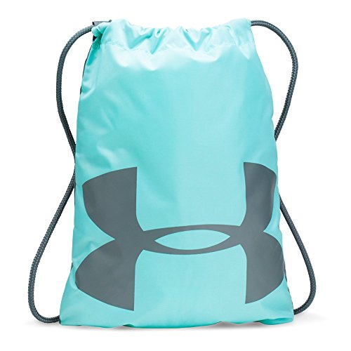 Under Armour Ozsee Sackpack, Blue Infinity/Apollo Gray, One Size