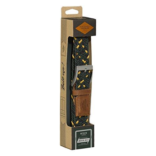 Gentlemen's Hardware Men's Belt, Green