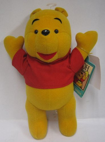 Disney antique doll Winnie the Pooh from Young epoch
