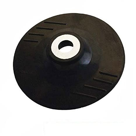 Silverline 941859 Rubber Backing Pad, 115 mm SLTL4