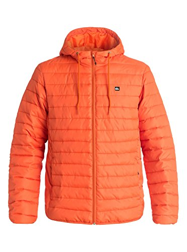 Quiksilver Men's Everyday Scaly Insulated Puffy Jacket