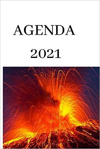 Amazon.com: Agenda semainier 2021: Planificateur Mensuel