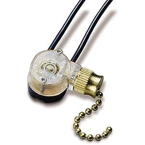 Single Circuit Light Switch Ceiling Fan