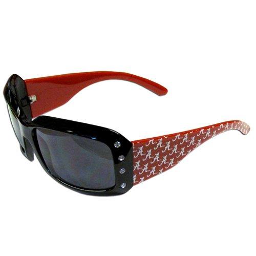 NCAA Alabama Crimson Tide Women's Rhinestone Designer - Sale Sunglasses Designer Online