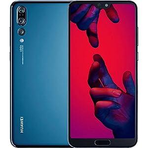 Huawei P20 Pro Dual SIM - 128GB, 6GB RAM, 4G LTE, Black: Amazon com
