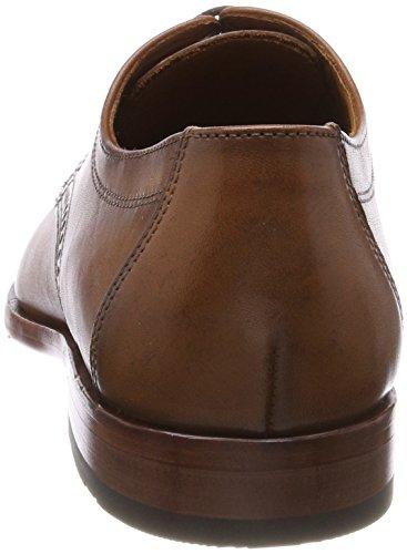 LLOYD Packard, Scarpe Stringate Derby Uomo Marrone (Cognac)