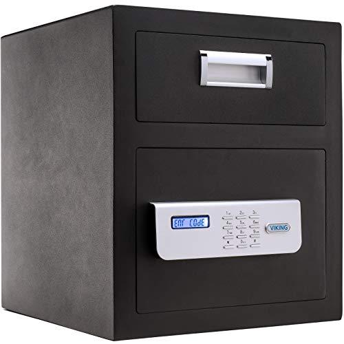 Viking Security Safe VS-40DS Depository Safe Keypad