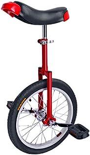 ANAC 24 inch Wheel Unicycle with Adjustable seat Height Leakproof Butyl Tire Cycling Self Balancing Exercise B