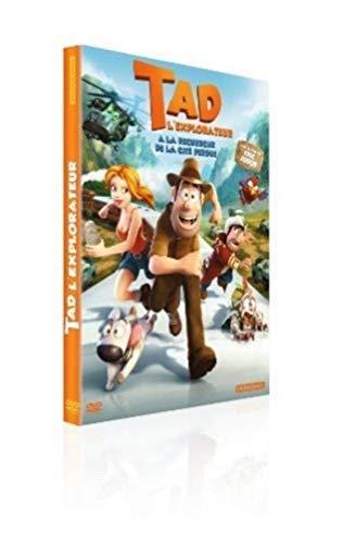 Tad lexplorateur : à la recherche de la cité perdue Francia DVD: Amazon.es: Enrique Gato: Cine y Series TV