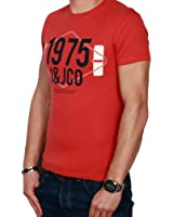 JACK & JONES - CUP Herren T-Shirt Oberteil Slim Fit 1387 - NEU