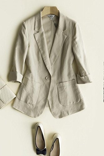 098a1bae73f6 Amazon.com  Generic small suit jacket Women girl Korean  version  ...