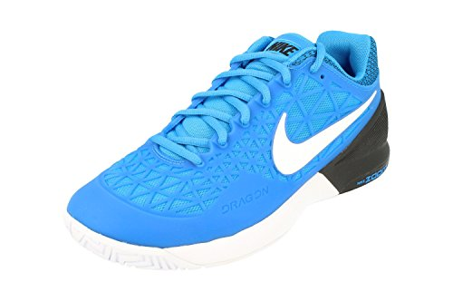 Nike Zoom Cage 2 EU Mens Tennis Shoes 844960 Sneakers Trainers Dynamic turq/white/sunburst V14J8rzhKj