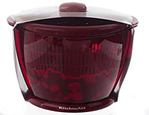 KitchenAid Classic Salad & Fruit Spinner (Red)