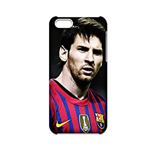 Custom Design With Lionel Messi Cute Phone Case For Guys For Apple Iphone 5C Choose Design 1-2