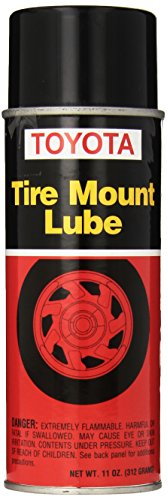 Toyota Genuine 00289-1TL00 Tire Mount Lube - 11 oz. Can by Toyota