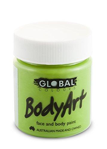Global Body Art Face Paint - Liquid Green