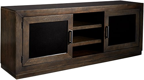 Birch Media Storage Cabinet - Furniture At Home 239 Food and Wine Reserve Collection Media Console, Ebony