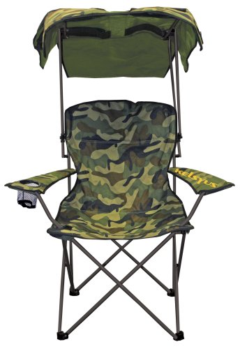 Excellent Kelsyus Original Canopy Chair Camouflage B001O9C0Uo Customarchery Wood Chair Design Ideas Customarcherynet