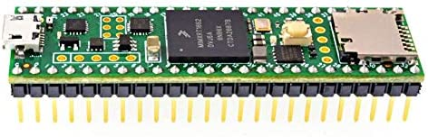 Teensy 4.1 with Pins