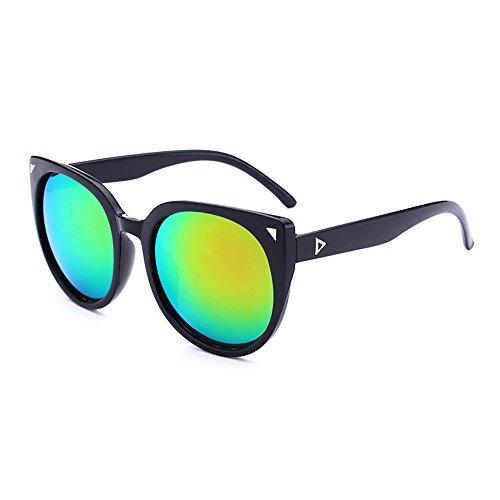 iGlasy Women's Retro Cat Eye Rounded Style Polarized Lens - Eye Sunglasses Rounded Cat