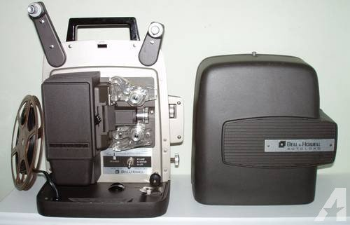 super 8 movie projector - 1