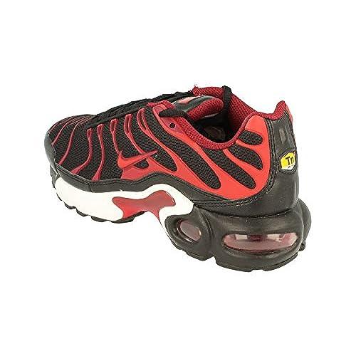 nike boys air max plus gs running shoes