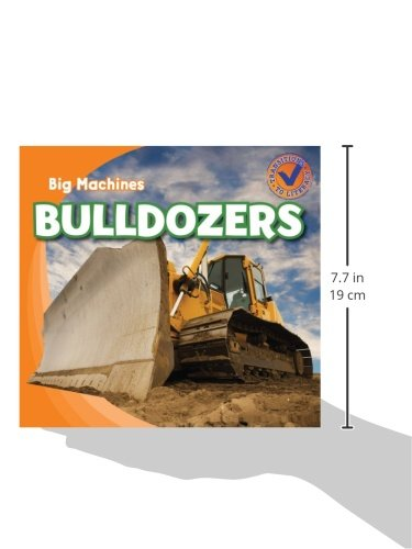 Bulldozers (Big Machines) by Brand: Gareth Stevens Publishing (Image #2)