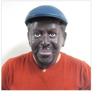 mask Halloween Costume cosplay Rubber Latex black guy  sc 1 st  Amazon.com & Amazon.com: mask Halloween Costume cosplay Rubber Latex black guy ...