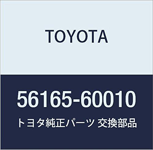 Body & Trim Genuine Toyota 56165-60010 Window Molding Cover Body