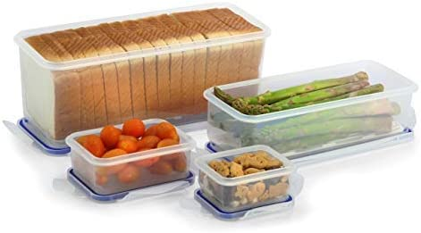 Popit! Sandwich Bread Box (12,7 Copas) Bred Guardián, verduras (4 ...