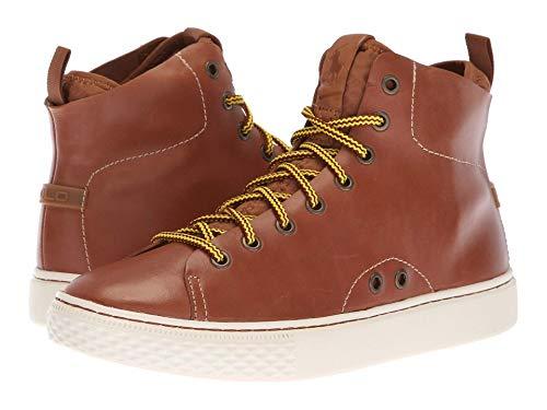 [Polo Ralph Lauren(ポロラルフローレン)] メンズカジュアルシューズ?スニーカー?靴 Delaney Polo Tan 10.5 (29cm) D - Medium