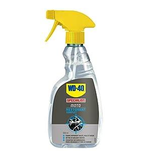 WD-40 Specialist Moto • Pulvérisateur • Nettoyant polyvalent • Compatible tous matériaux • Efficacité immédiate • 500 ML