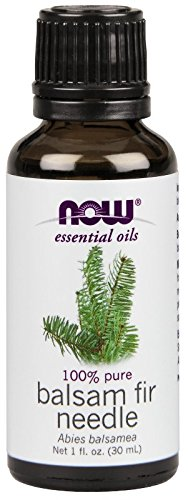 Now Foods Balsam Fir Needle Oil, 1 Ounce