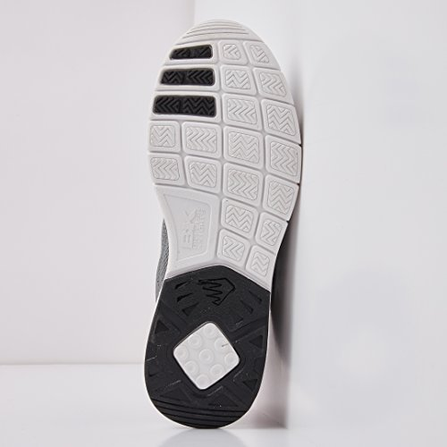 British Knights Damen Sneaker Grau/Fuchsia 42.5 EU Grau / Fuchsia