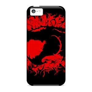Slim New Design Hard Case For Iphone 5c Case Cover - Asd1597yopc