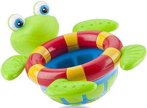 Nuby Floating Turtle Bath Toy ()