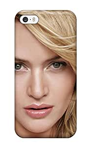 Iphone 5/5s Hard Back With Bumper Silicone Gel Tpu YY-ONE Actress Celebrity