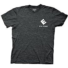 Ripple Junction Mr Robot Evil Corp Pocket Adult T-Shirt