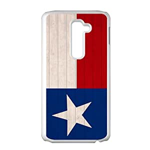 Texas Flags Cell Phone Case for LG G2